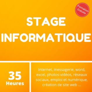 stage informatique
